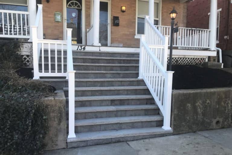 concrete installation services