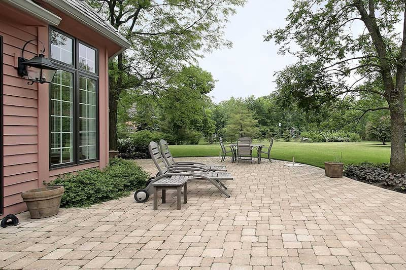 pennsylvania landscaping patio design